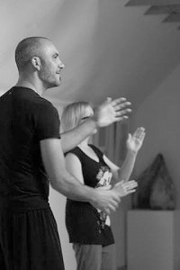 Qigong workshop in Norwich led by Deniz Paradot