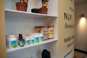 Complementary health clinic Norwich supplement centre